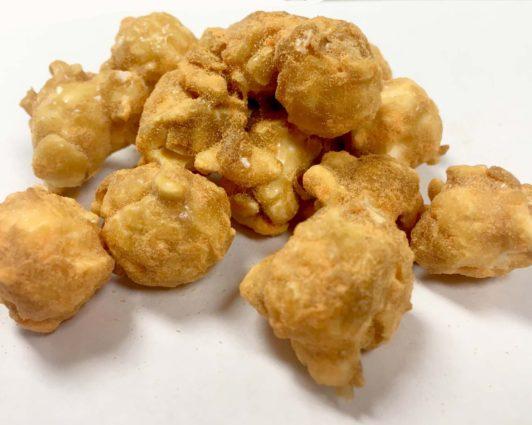 Cheddar Caramel Corn