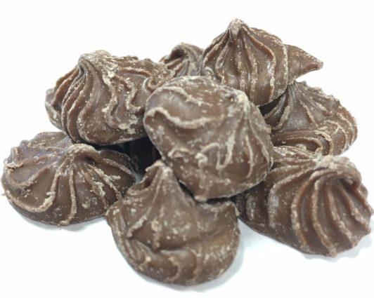 Chocolate Rosebuds