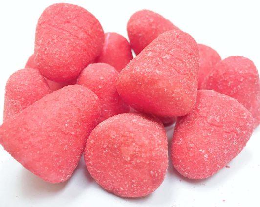 Marshmallow Strawberries