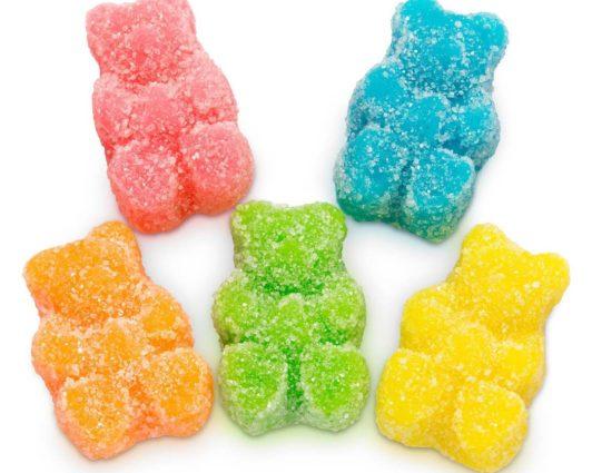 Sour Neon Bears
